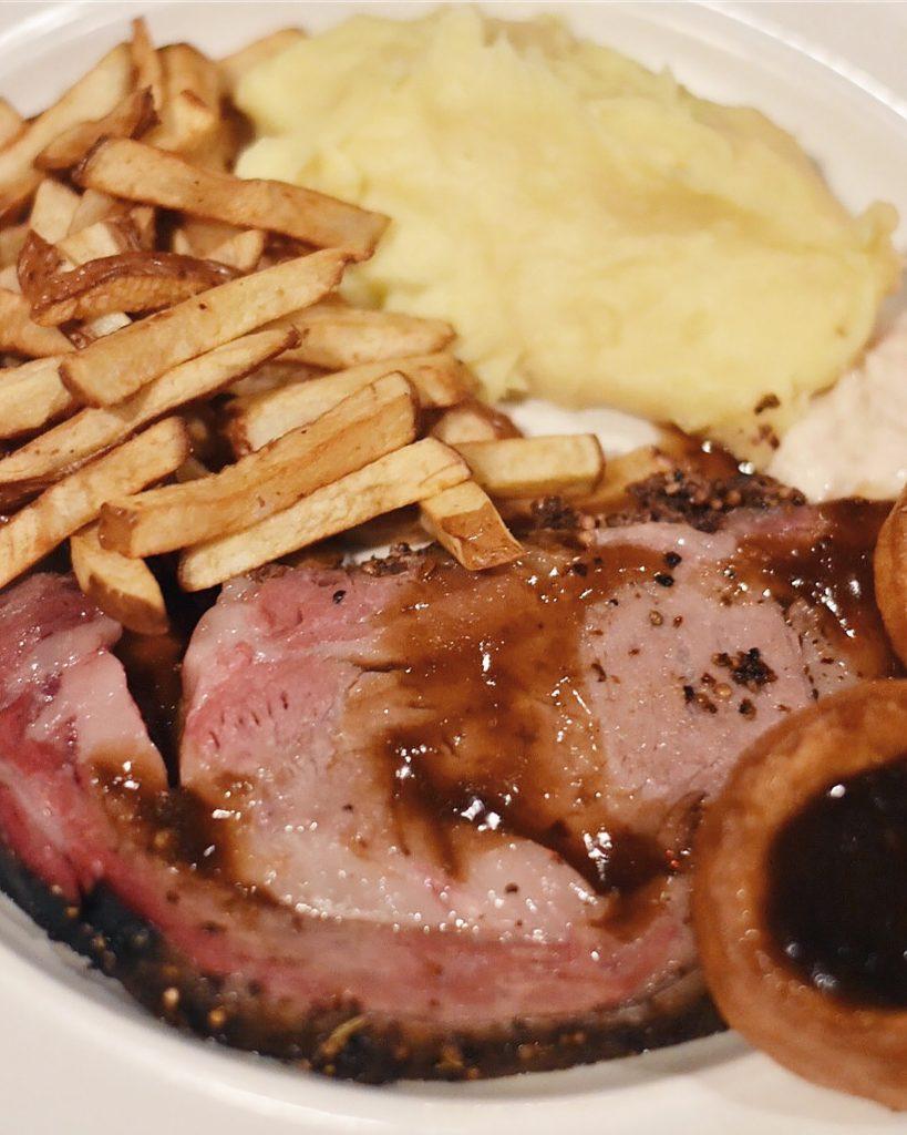 Grande Cache Explore Alberta High Country Steak & Ale Prime Rib