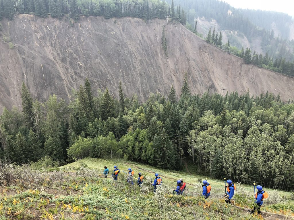 Grande Cache Explore Alberta Travel Mountains