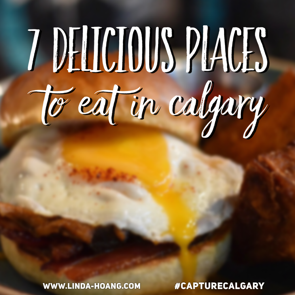 Tourism Calgary Explore Alberta - Downtown Calgary Travel Food Restaurants Where to Eat