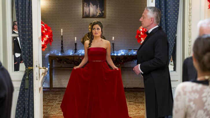 Crown for Christmas TELUS Optik TV