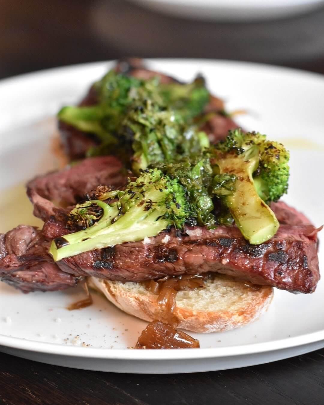 Bundok Edmonton Restaurant 104 Street