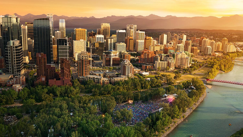Calgary Alberta Tourism