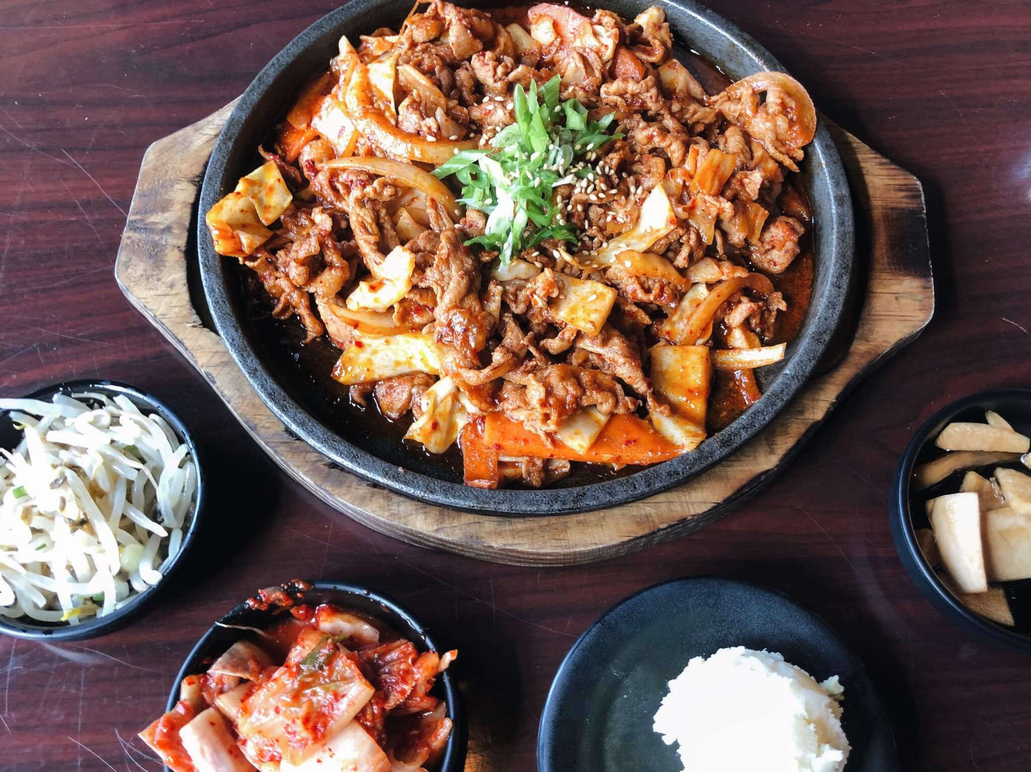 HanJan Korean Restaurant Explore Edmonton