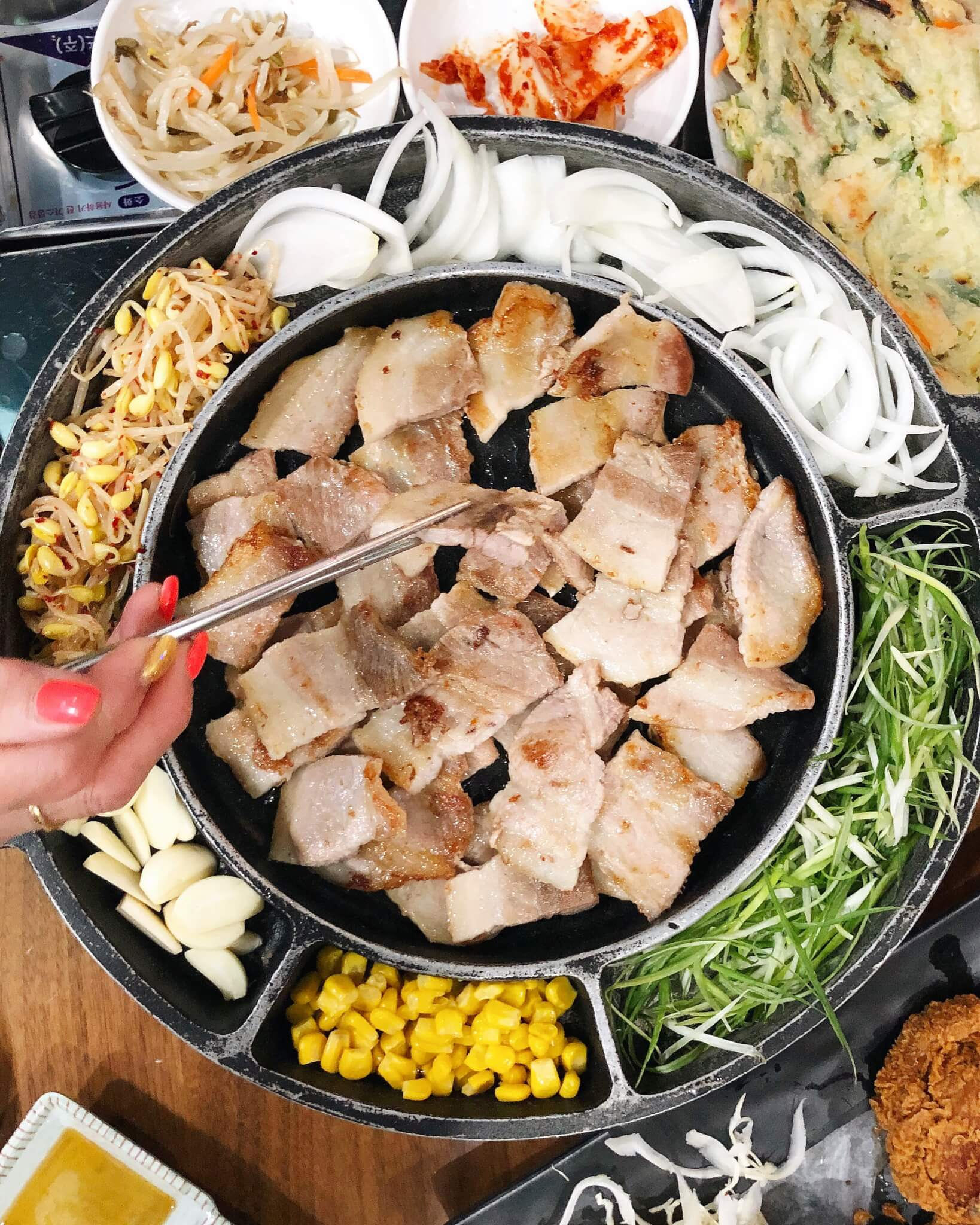 Miga Korean Restaurant Explore Edmonton