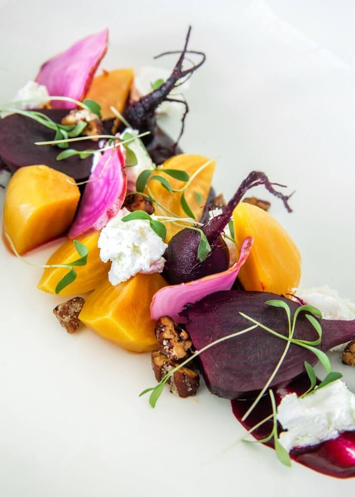 Workshop Eatery Beets Paul Shufelt Edmonton Restaurant