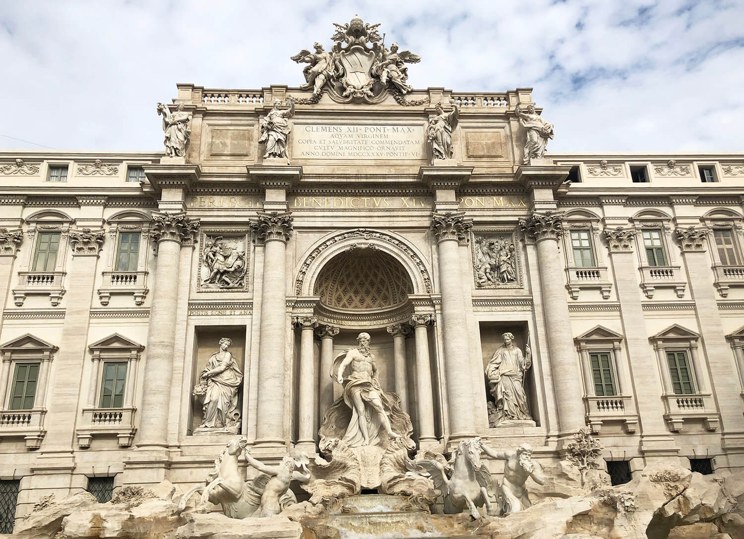 Travel Guide - Things To Do in Rome Italy - Explore Rome - Visit Italy - Trevi Fountain