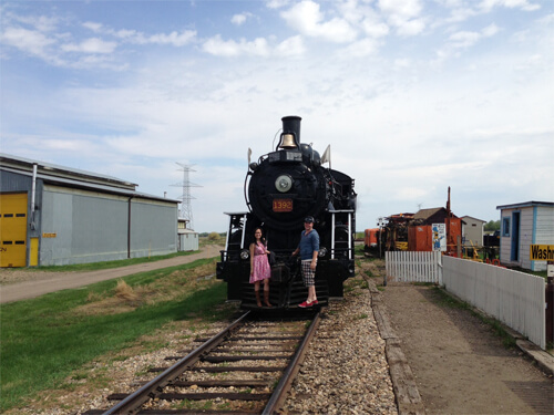 Happy 100th anniversary to locomotive 1392!