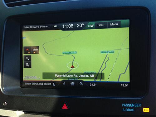 Love built-in GPS.