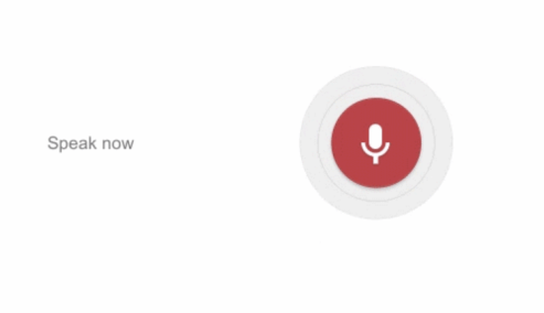 New Google Chrome extension allows for voice-activated search.