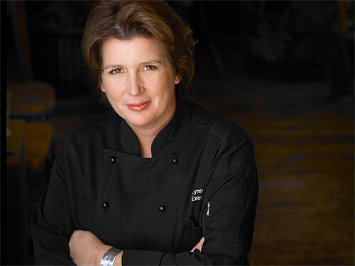 Chef Lynn Crawford is the 2014 NAIT Chef in Residence! I'm giving away a pair of tickets to 'Lunch with Lynn.'