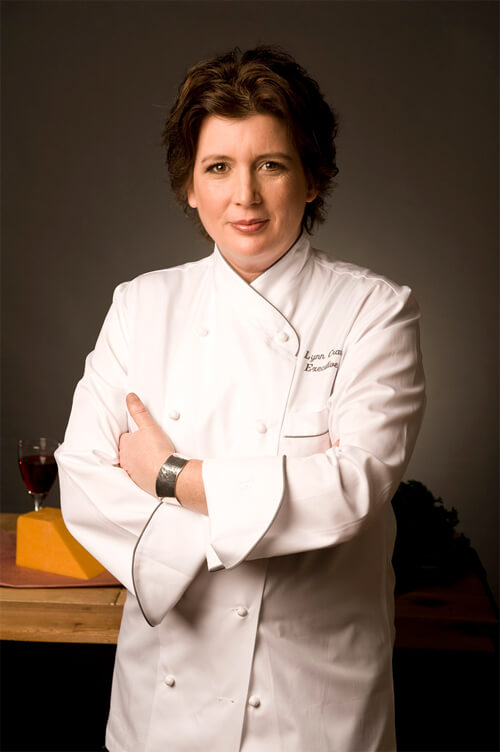 With the help of NAIT students, Chef Lynn Crawford will prepare a 3-course meal on March 13, 2014.