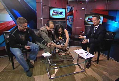 Alberta Primetime Cake Smash!