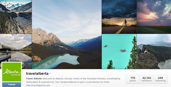 Edmonton Instagram - Travel Alberta