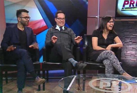 Alberta Primetime  Pop Culture Panel (September 25)