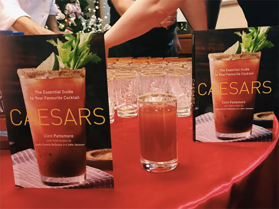 Ready for some Caesars?