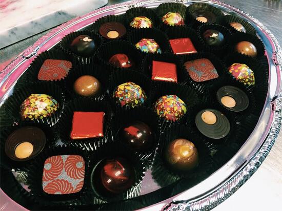 JACEK Chocolates.