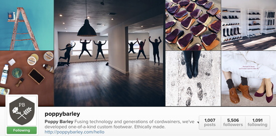 Edmonton Instagram Users - PoppyBarley