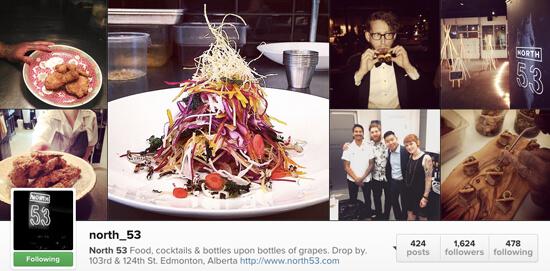 Edmonton Instagram Users - north_53