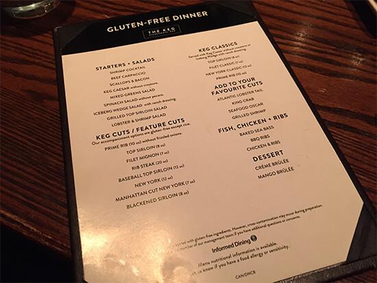 The Keg Steakhouse Edmonton