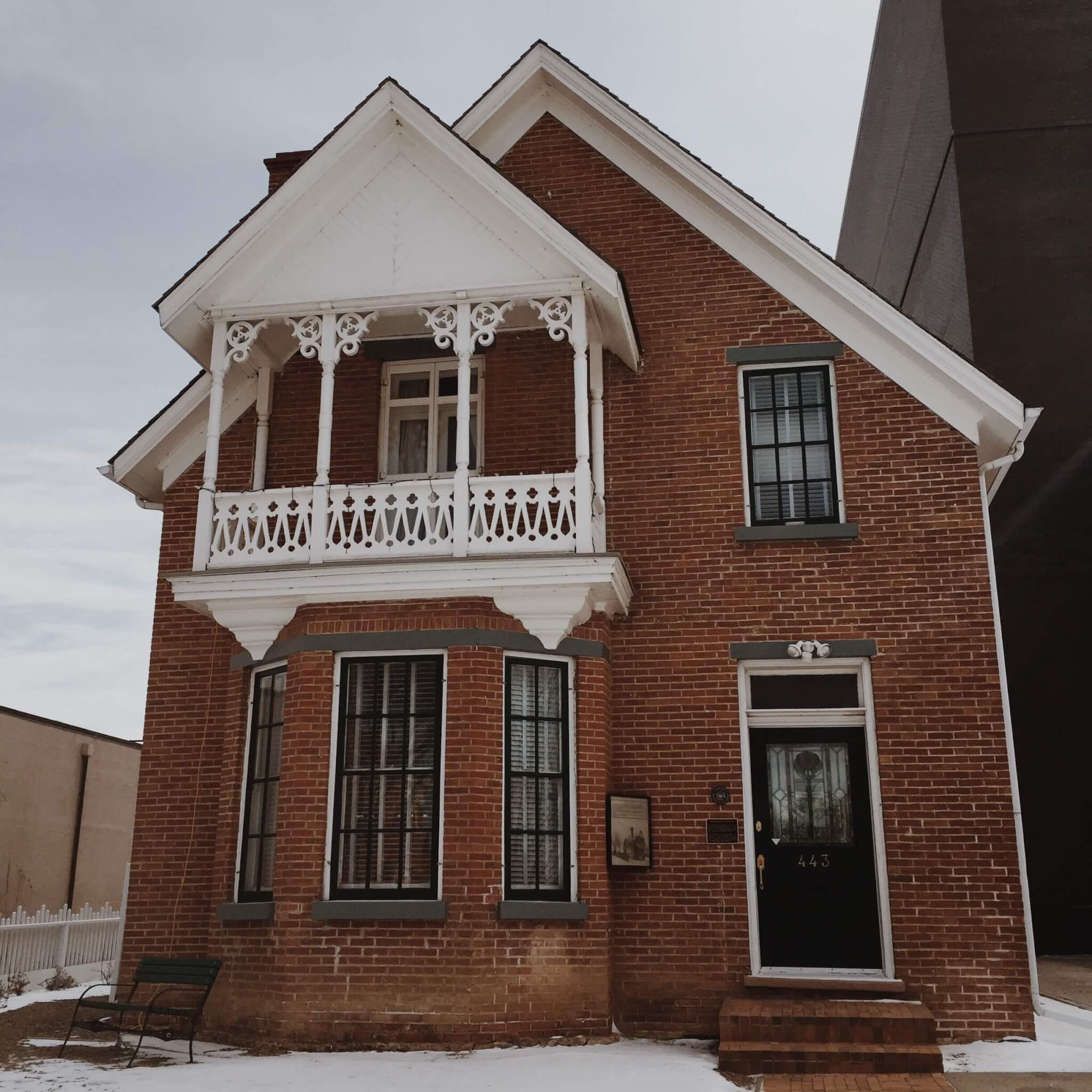 The Ewart Duggan House