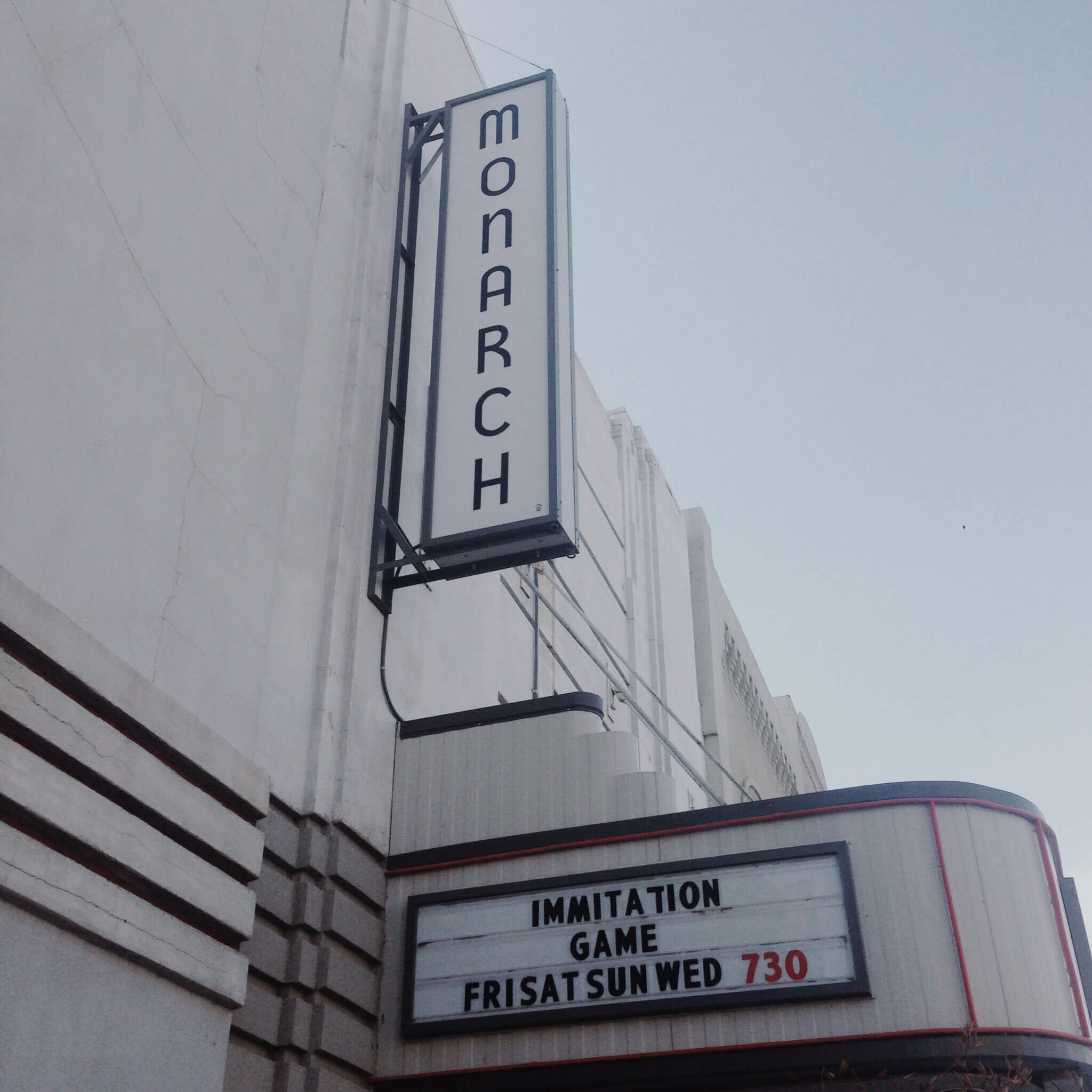 Monarch Theatre Medicine Hat