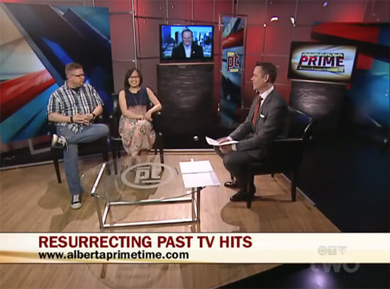 Alberta Primetime Pop Culture Panel (April 2, 2015)