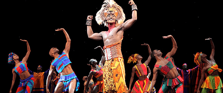 The Lion King in Edmonton. Photo Credit: Broadway Across Canada (http://edmonton.broadway.com)