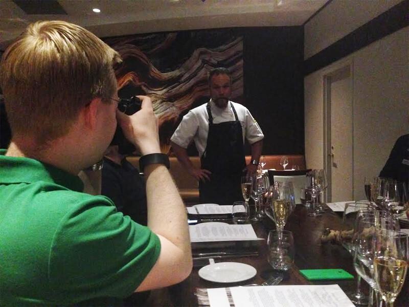 Westin Edmonton - Share Restaurant - Chef Ryan O'Flynn