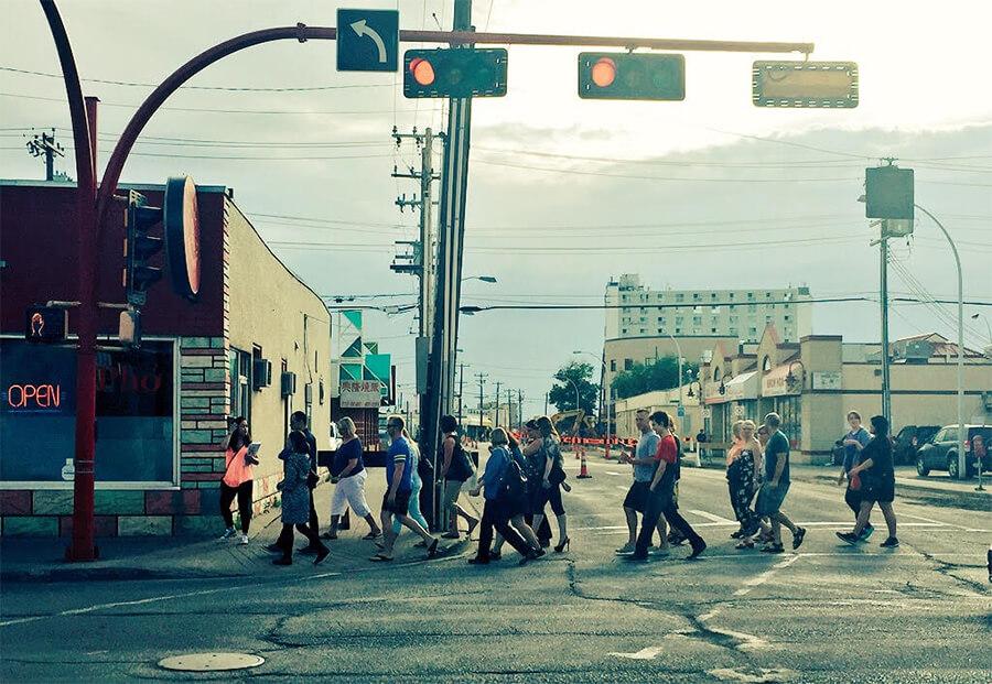 YEG Food Crawl - Chinatown - Edmonton