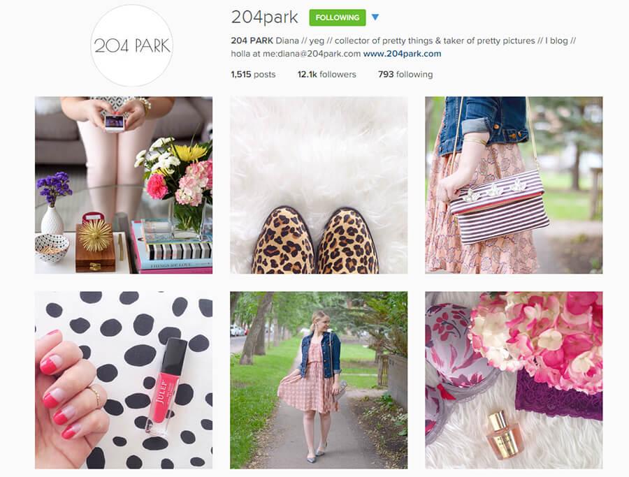 Edmonton Instagram Users - 204park