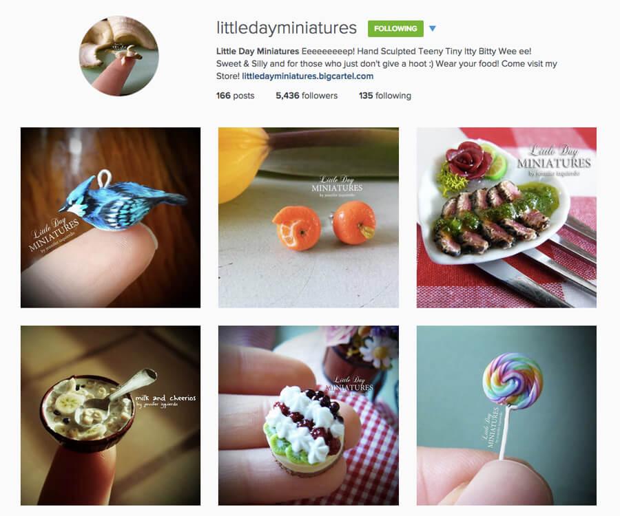 Edmonton Instagram Users - littledayminiatures