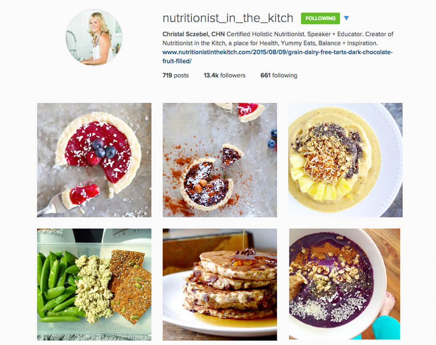 Edmonton Instagram Users - nutritionist_in_the_kitch