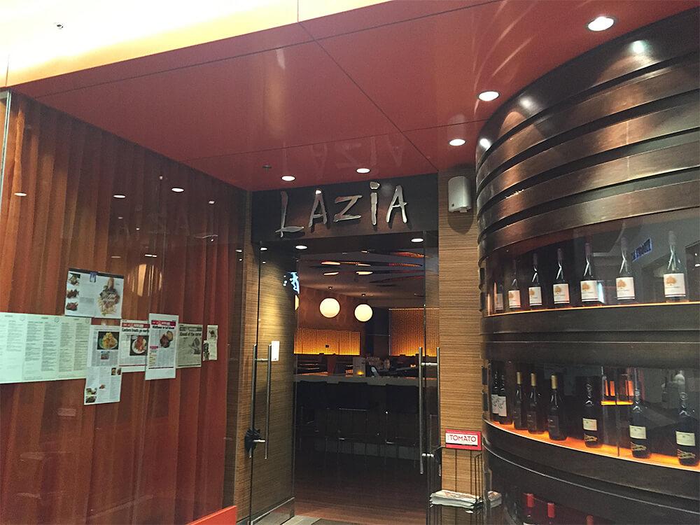 Lazia Edmonton - Fusion Restaurant