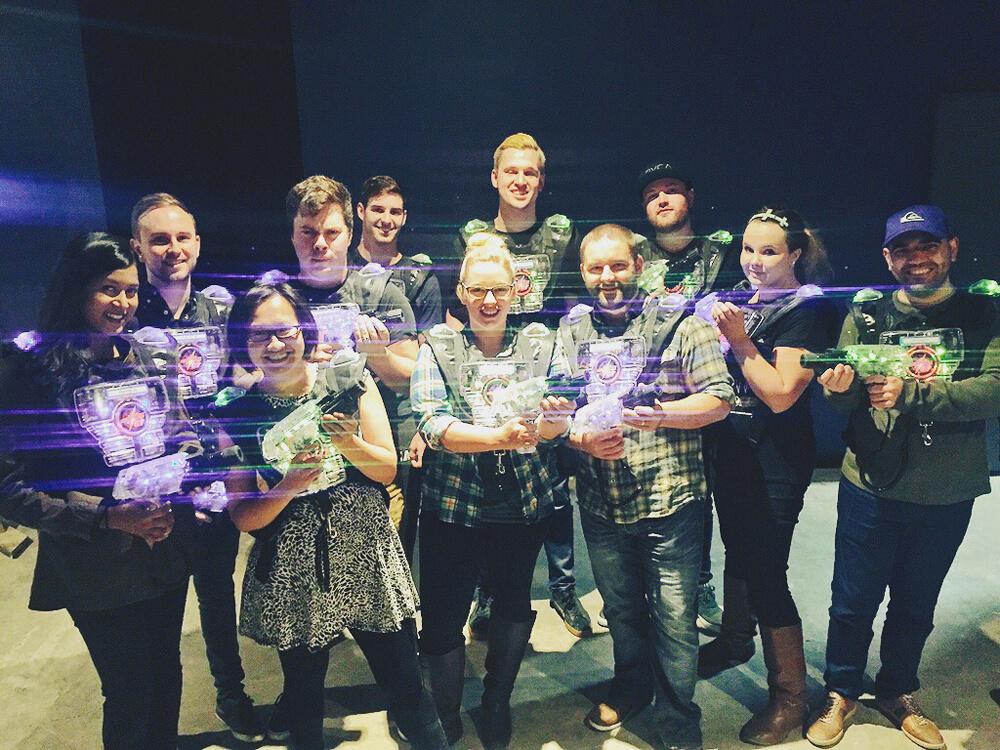 Laser City - Laser Tag - Edmonton