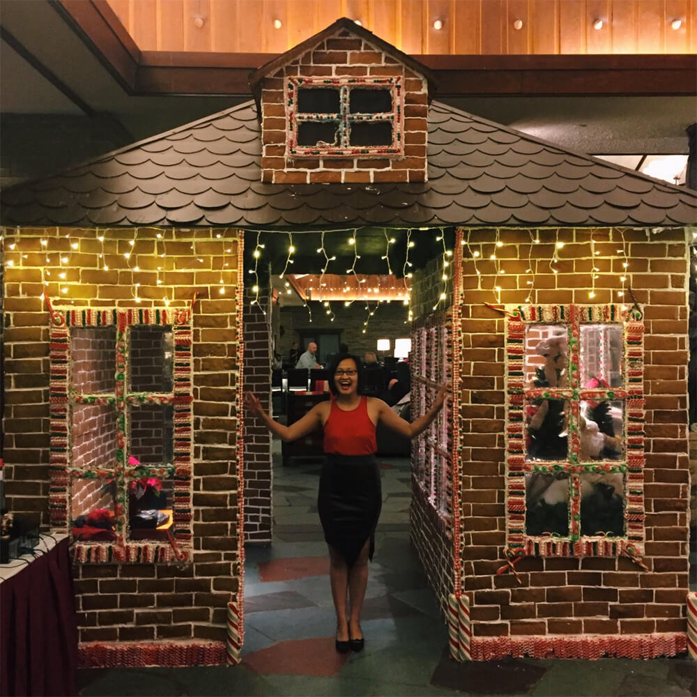 Gingerbread House Fairmont Jasper Park Lodge