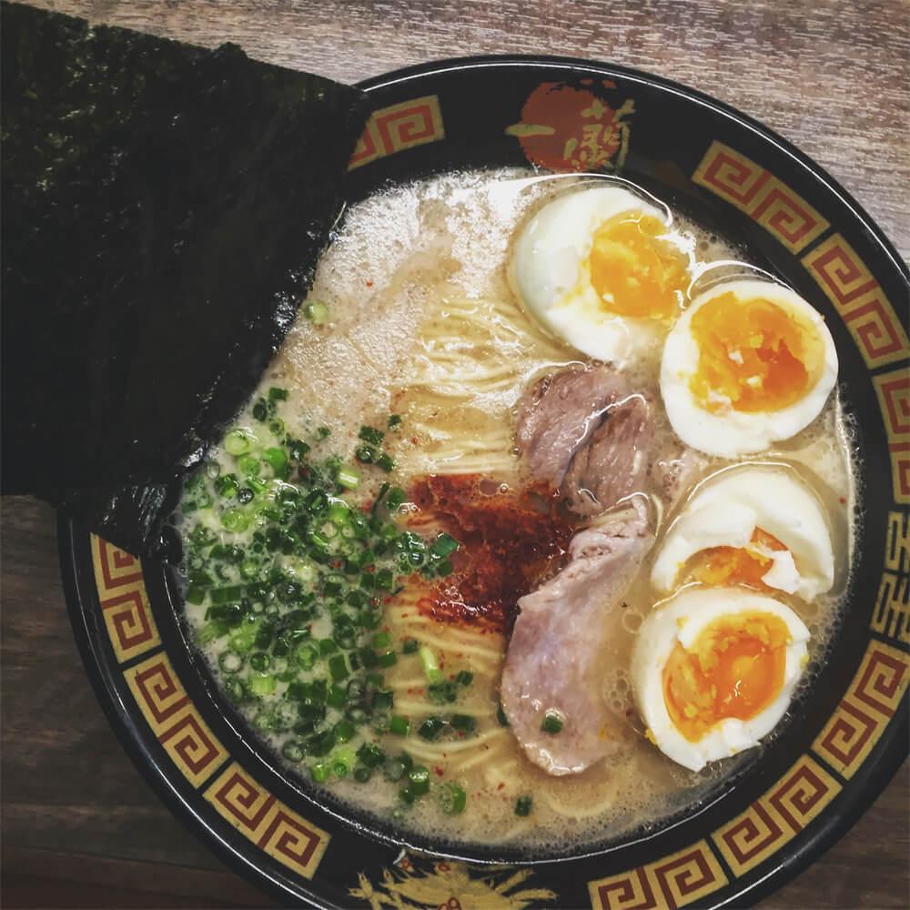 Travel Japan - Guide to Japan - Ichiran Ramen