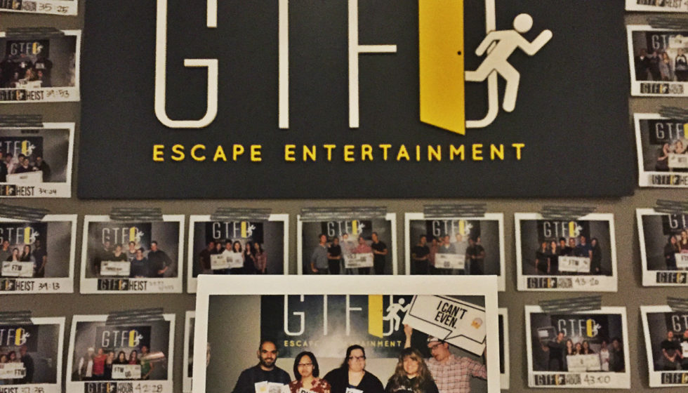 GTFO Escape Entertainment - Edmonton Escape Rooms
