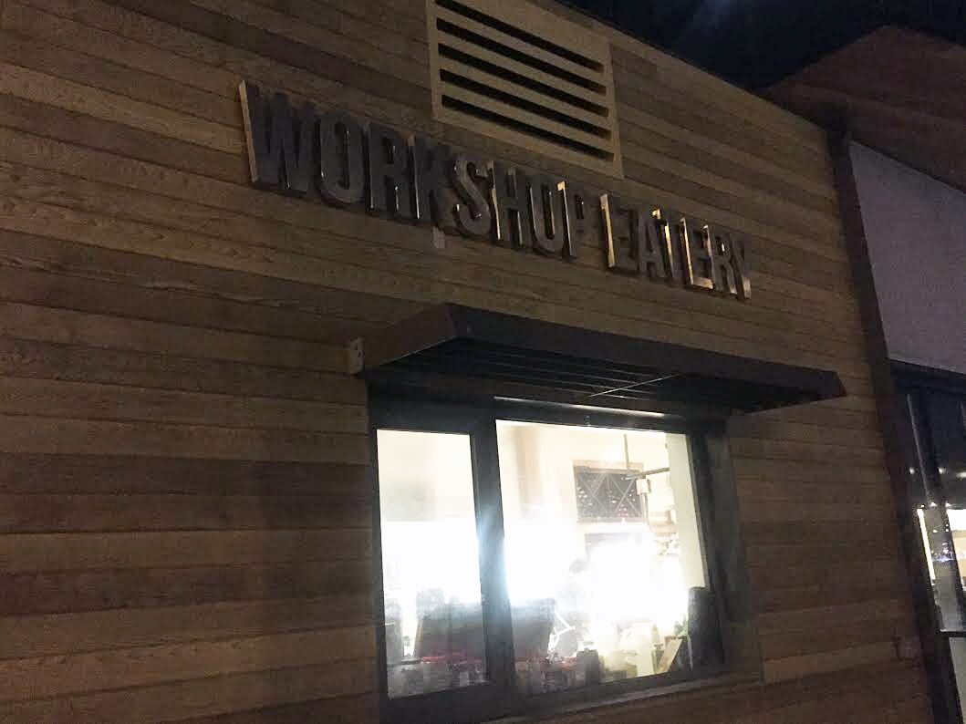 The Workshop Eatery - Edmonton