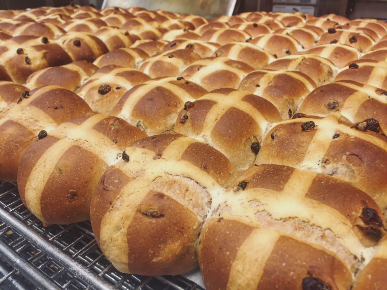 Cobs Bread Bakery - Edmonton - Hot Cross Buns