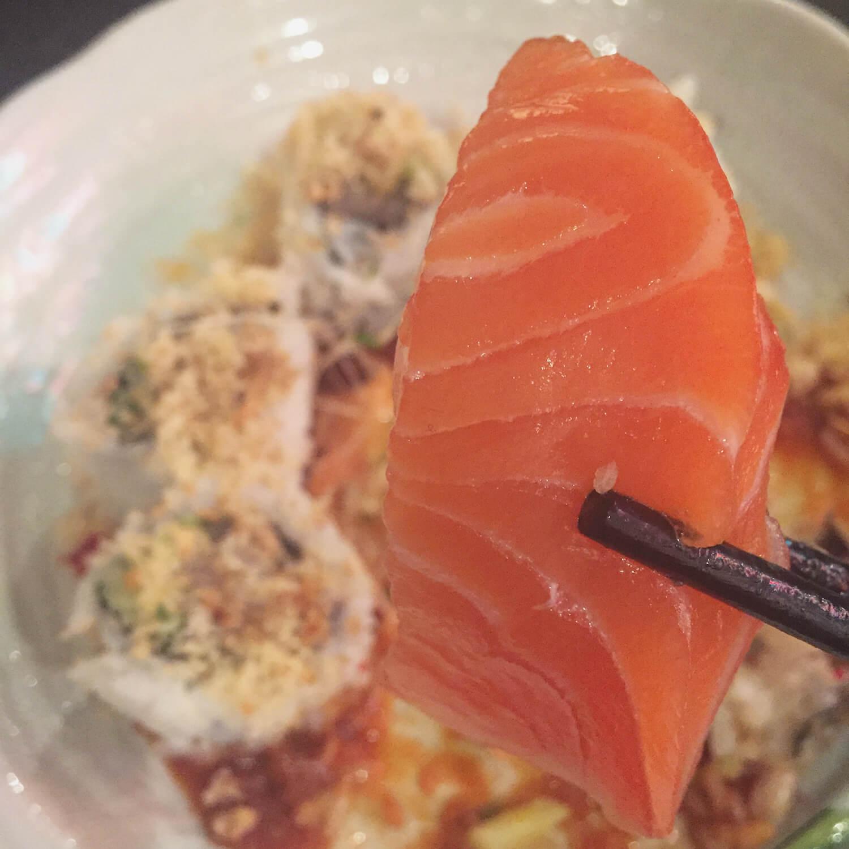 Momo Sushi Gastown Vancouver