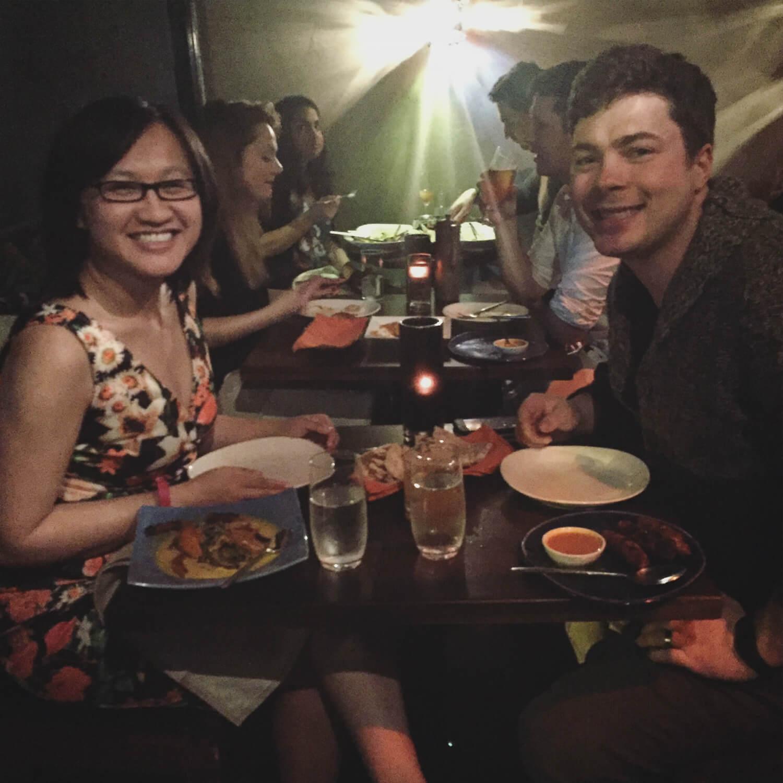 Valentines at Vijs Rangoli Vancouver