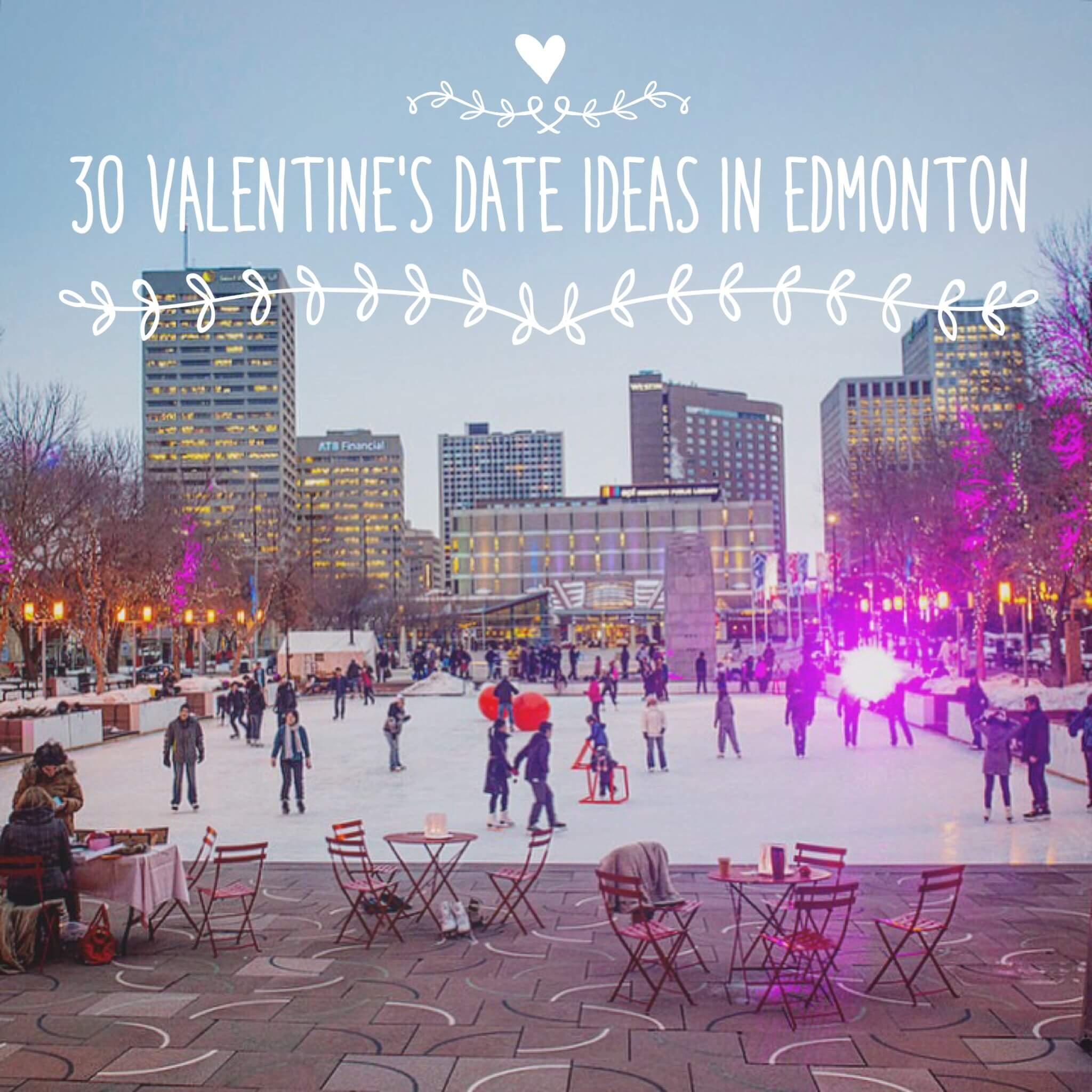 Dating ideoita Edmonton