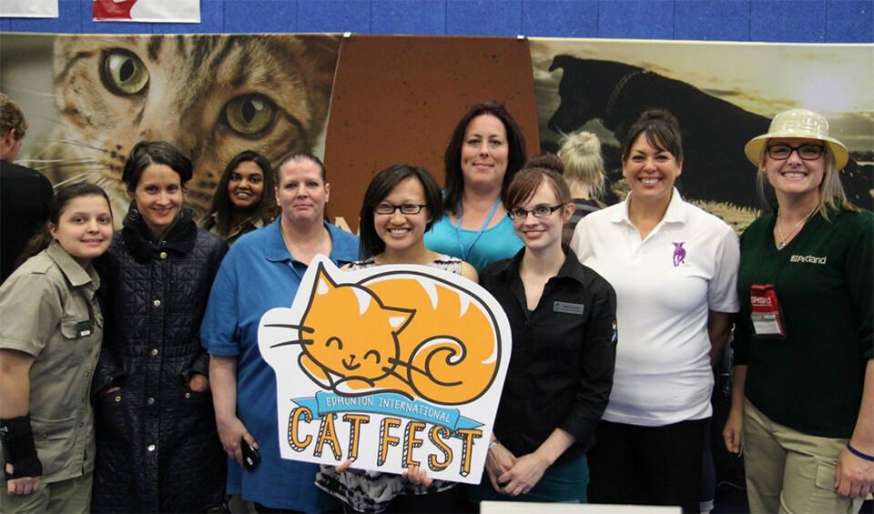 Edmonton International Cat Festival