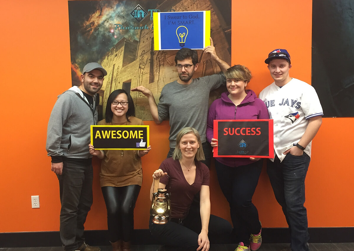 INTRAP Escape Room Edmonton - Escape