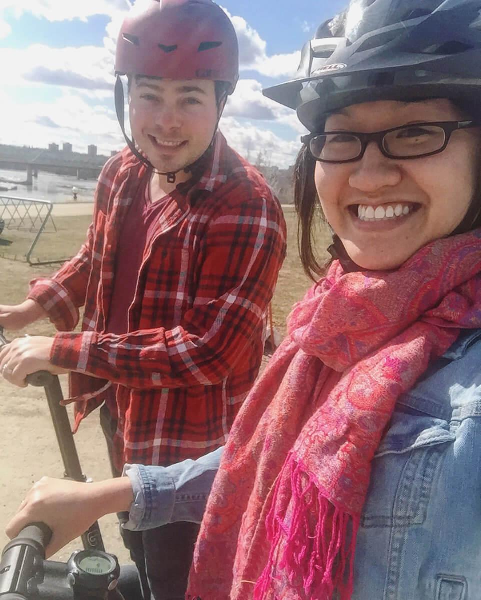 River Valley Adventure Company Edmonton Segway Tour