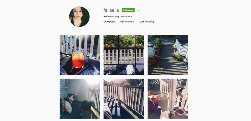 Edmonton Instagram Users - FellaElla - Social Media