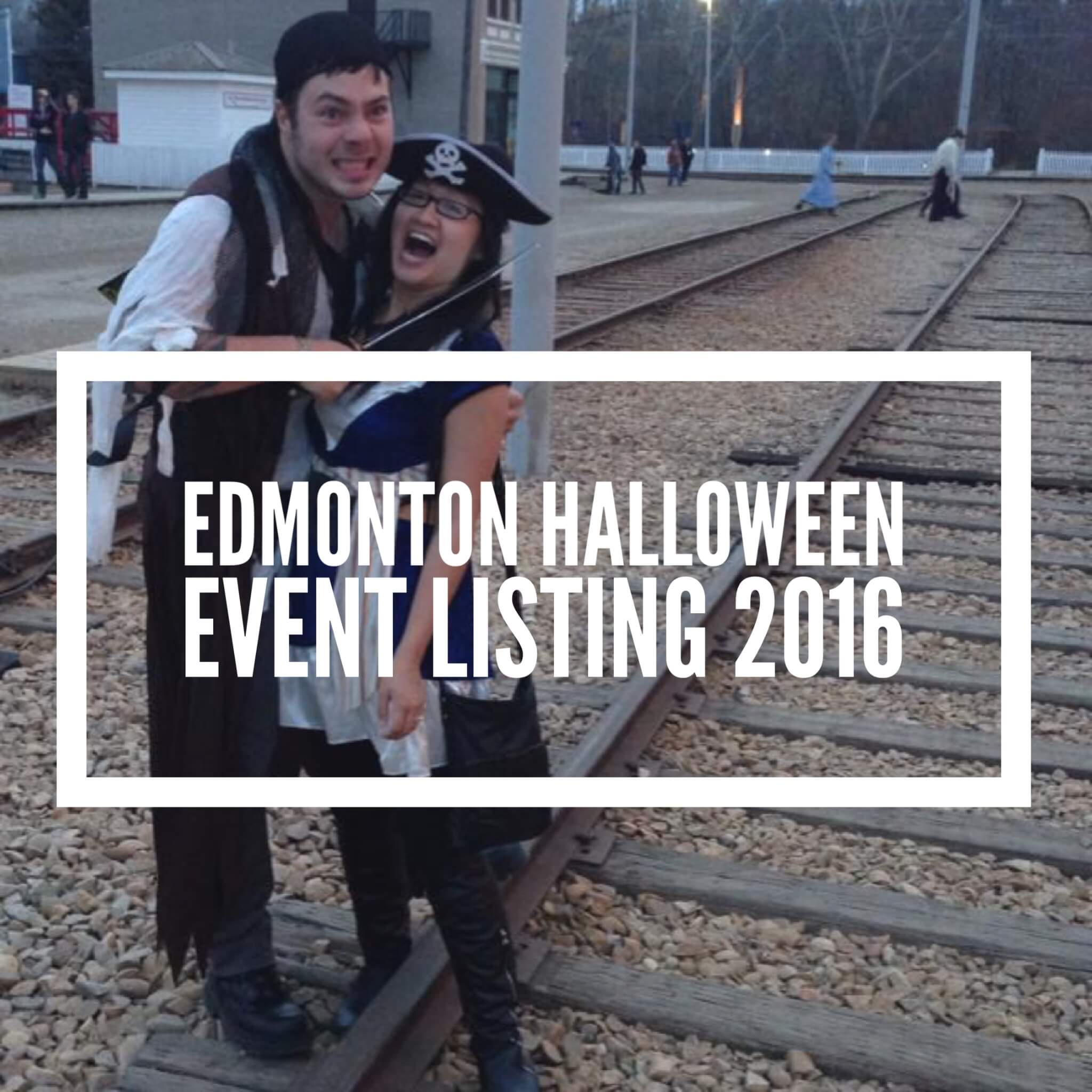 Halloween Edmonton Event Listing