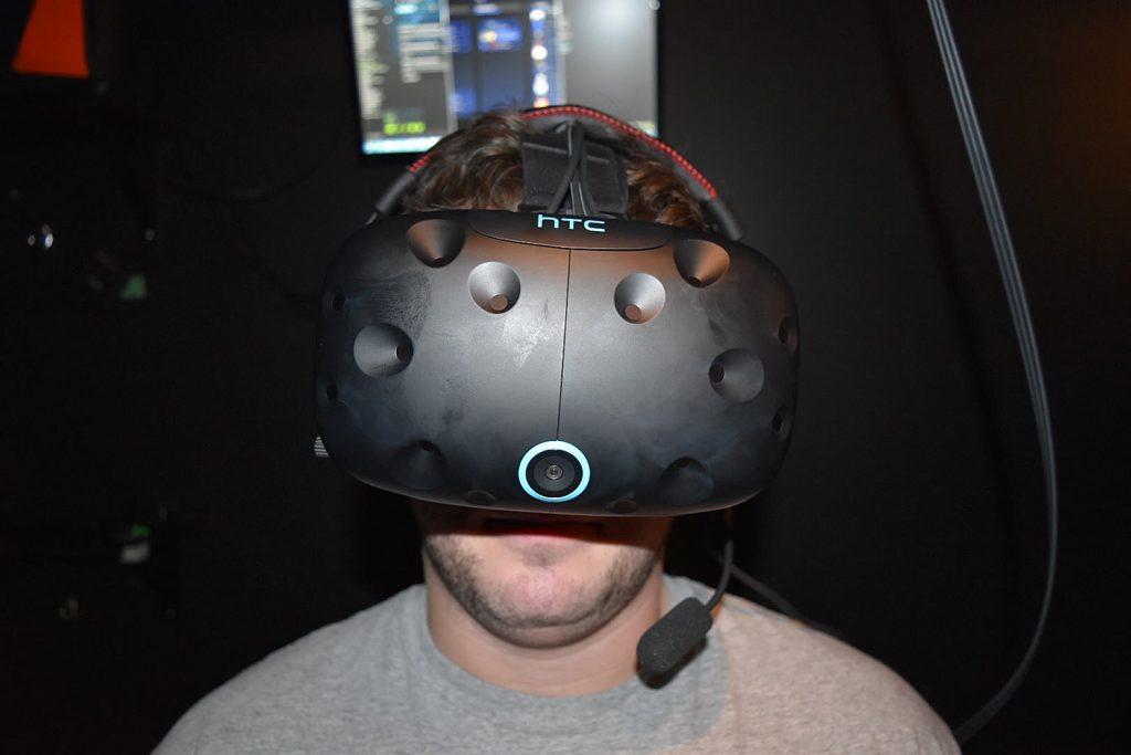 Breakout VR Virtual Reality Arcade Edmonton