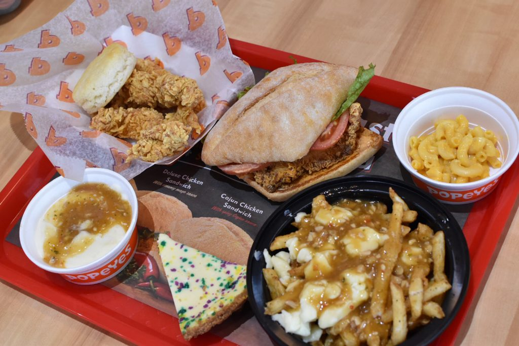 Popeyes Canada Louisiana Kitchen