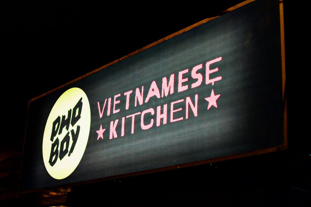 Pho Boy Vietnamese Kitchen Edmonton